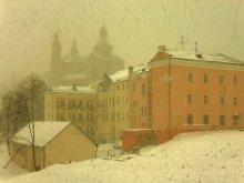 Schneesturm in Witebsk / ***