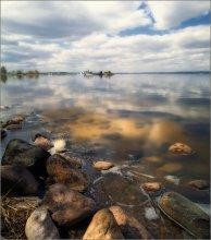 / Landschaft Minsker Meer / ***