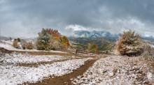 Winter im Oktober / ***