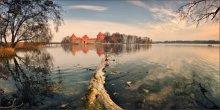 Morgen in Trakai / ***