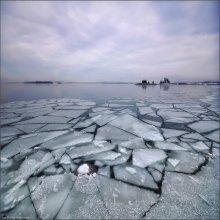 / Squares von Minsk Meer / / ***