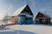 Das Haus in dem Dorf .... / ***