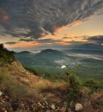 Daybreak Skizze. / ***