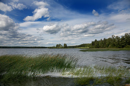 Auf dem See. Kirety / ***