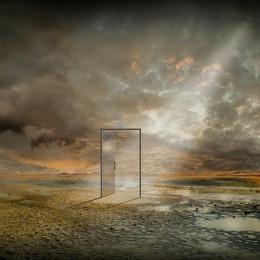 Behind the reality / surreal-digital-art