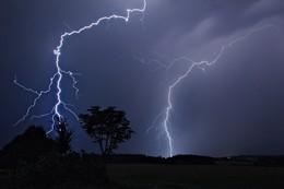 Blitze / Als Blitzjäger unterwegs