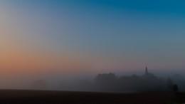 | foggy morning | / Landscape
