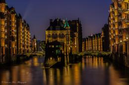 Speicherstadt Hamburg City / Weltkulturerbe in Hamburg , das sollte man gesehen haben wenn man in Hamburg ist