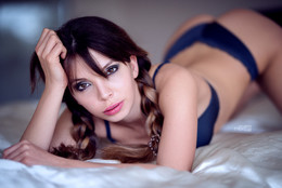 Relaxing Bedtime with Karina / http://www.instagram.com/ng_design_pictures http://www.facebook.com/ngdesignpictures http://500px.com/designpictures http://www.design-pictures.de Great shot with Model: Karina Avakyan