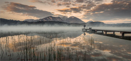 Turnersee / Morgens beim Turnersee