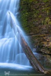 Tauglfall / Ein kleiner Wasserfall in der Taugl