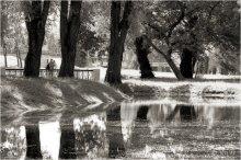 Black and White Park 3 / .....