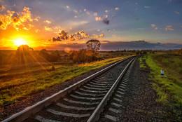 Sonnenuntergang / Nikon D610