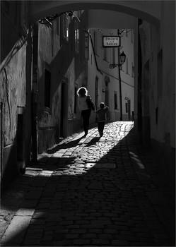 Die Straßen der Altstadt / ***