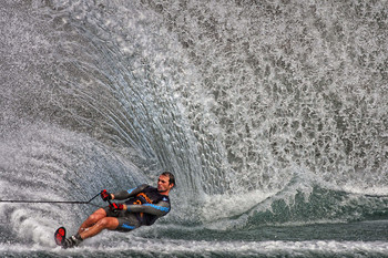 Final Run / Wasserski - Slalom