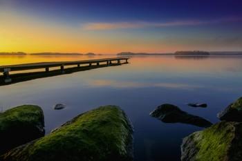 calm Lake / Landscape