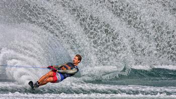 Best Rider / Wasserski Slalom