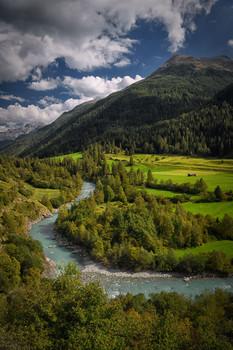 Engadin / Schweizer Alpen