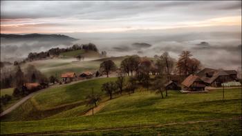Nebel / November