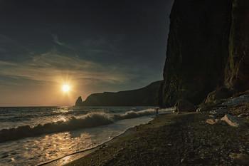 Sonnenuntergang / ***
